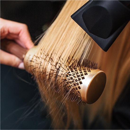 Zabieg fryzjerski